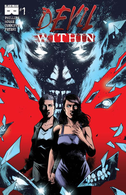 Devil Within #1-4 (2018-2019)