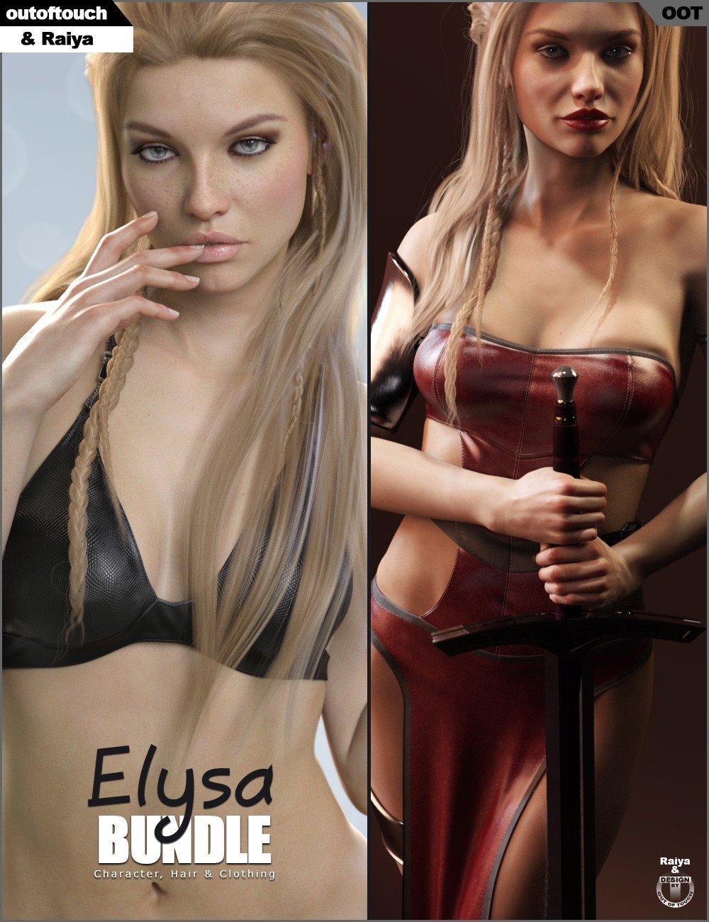 Elysa Character, Hair &