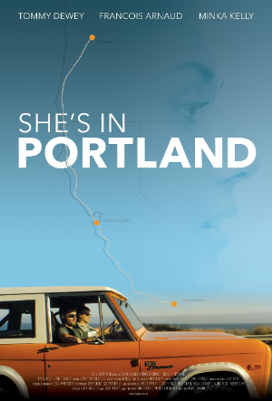 She's in Portland poster image