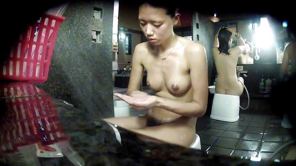 Japanese public bath porn-3138
