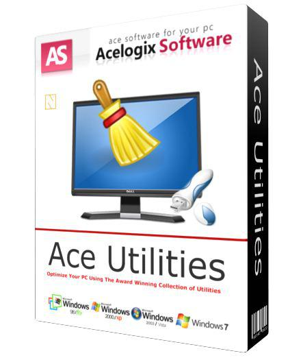 8oKOInOF o - Ace Utilities 6.4.0 Build 295 [Utilidades de optimizacion] [UL-NF]