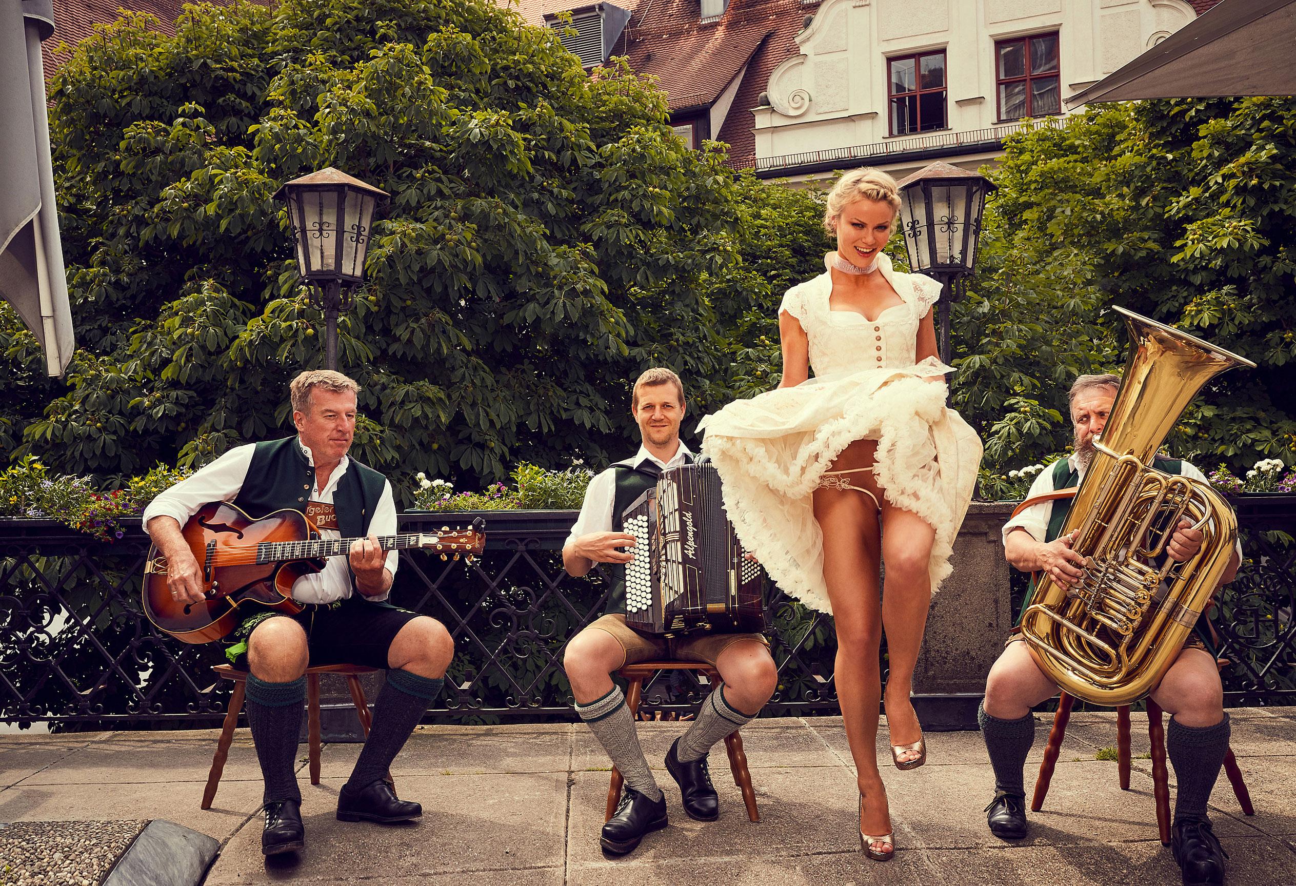 Наташа Хофманн - Мисс Октоберфест Playboy Германия / фото 15