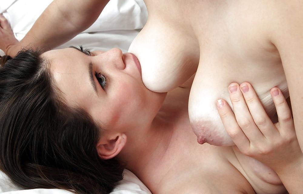 Big breast sucking images-7427