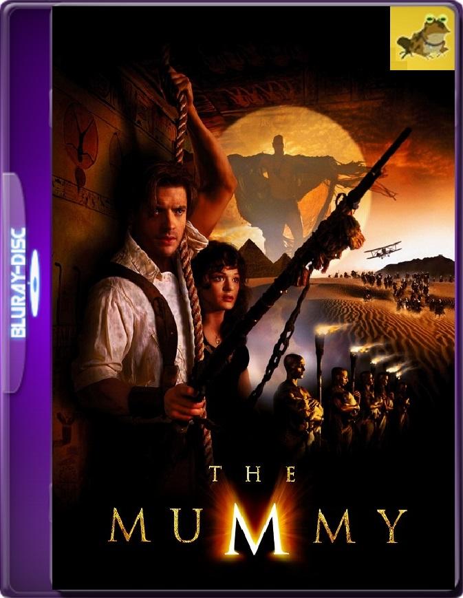 La Momia (1999) Brrip 1080p (60 FPS) Latino / Inglés