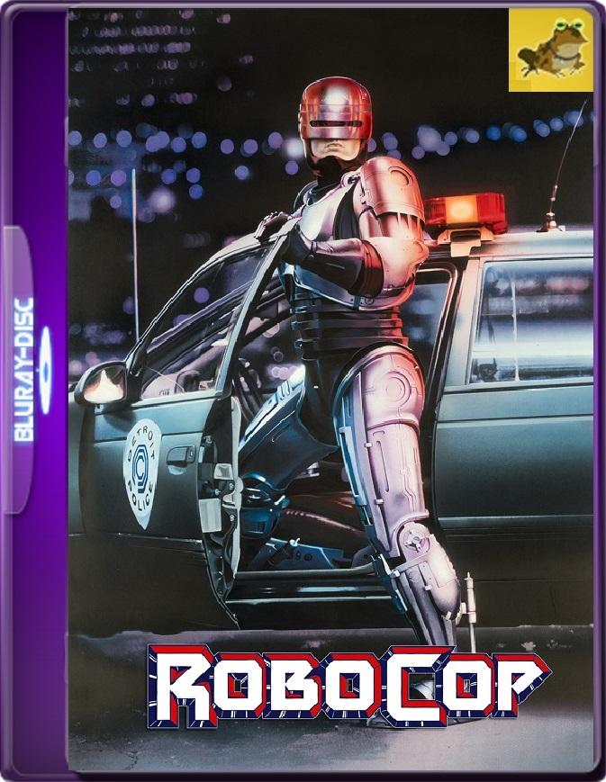Robocop (1987) Brrip 1080p (60 FPS) Latino / Inglés