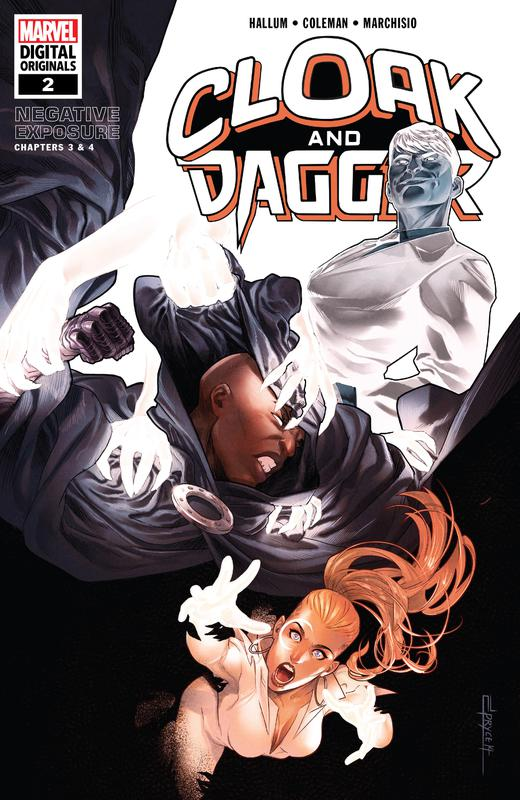 Cloak and Dagger #1-3 + Negative Exposure #1-3 (2019) (Digital Original)