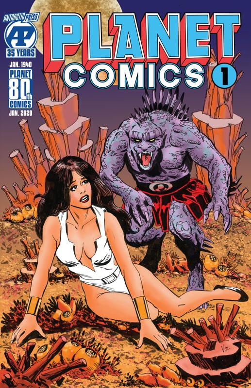 Planet Comics 001 (2020)