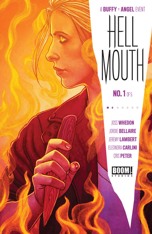 Buffy the Vampire Slayer-Angel - Hellmouth #1-4 (2019-2020)
