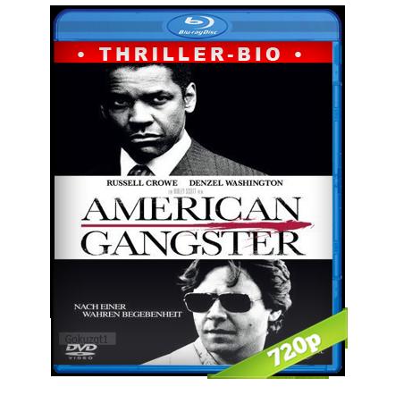 Ganster Americano HD720p Audio Trial Latino-Castellano-Ingles 5.1 (2007)