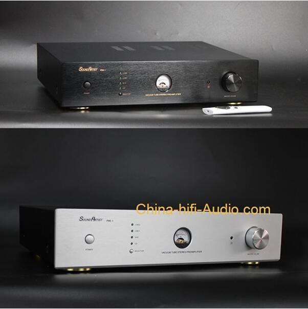 China-hifi-Audio's Sonic Audiophile Tube Offers Clean, Powerful and Incredible Sound Along With Ultra-Low Distortion for Voice and Noise