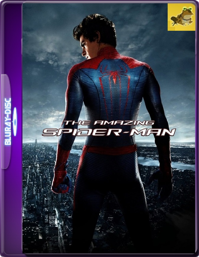 El Sorprendente Hombre Araña (2012) Brrip 1080p (60 FPS) Latino / Inglés