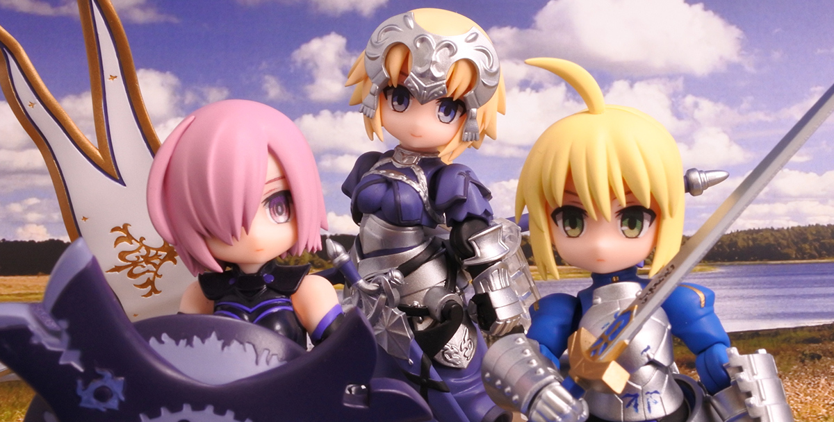 Fate Stay Night et les autres licences Fate (PVC, Nendo ...) - Page 18 JY1tcDh2_o