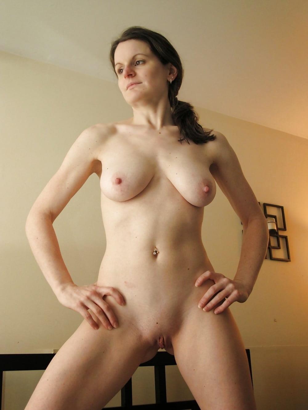 My nude hairy wife-4949