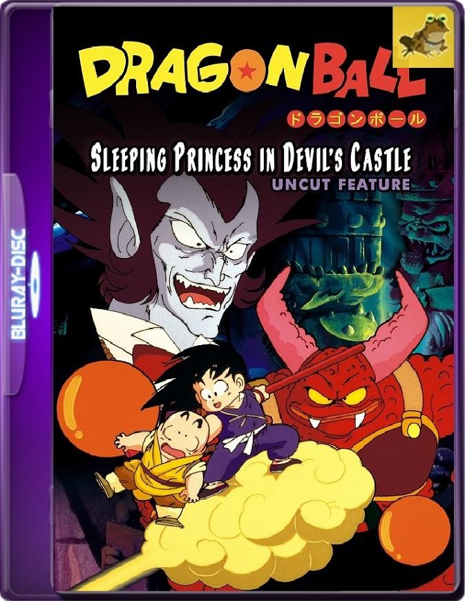 Dragon Ball: La Bella Durmiente En El Castillo Del Mal (1987) Brrip 1080p (60 FPS) Latino