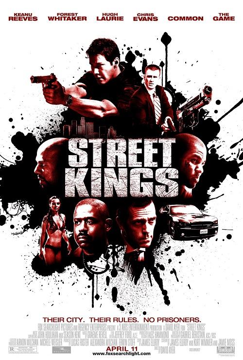 Królowie ulicy / Street Kings (2008) MULTi.720p.BluRay.x264.DTS.AC3-DENDA / LEKTOR i NAPISY PL