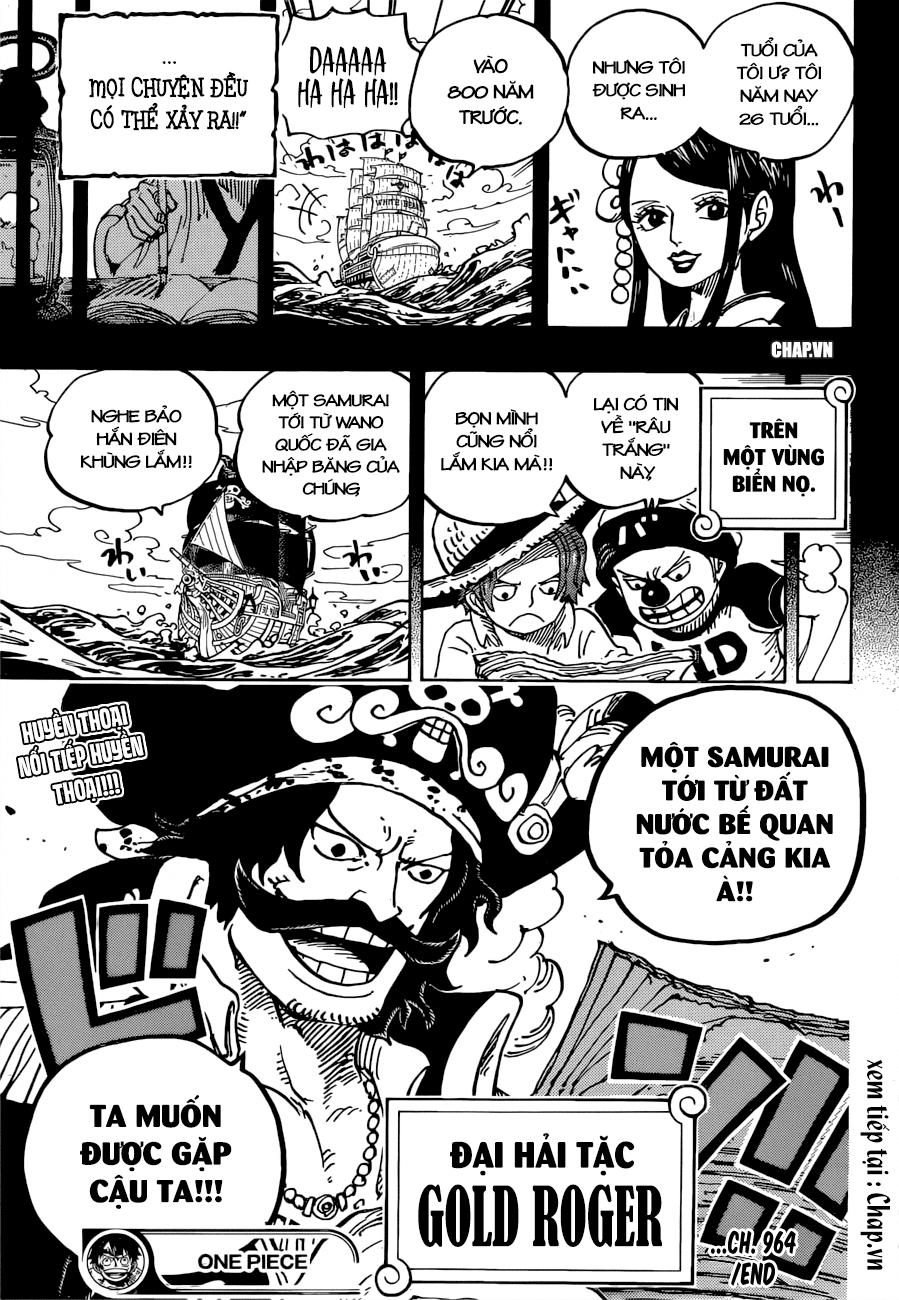 One Piece Chap 964 - Truyen.Chap.VN