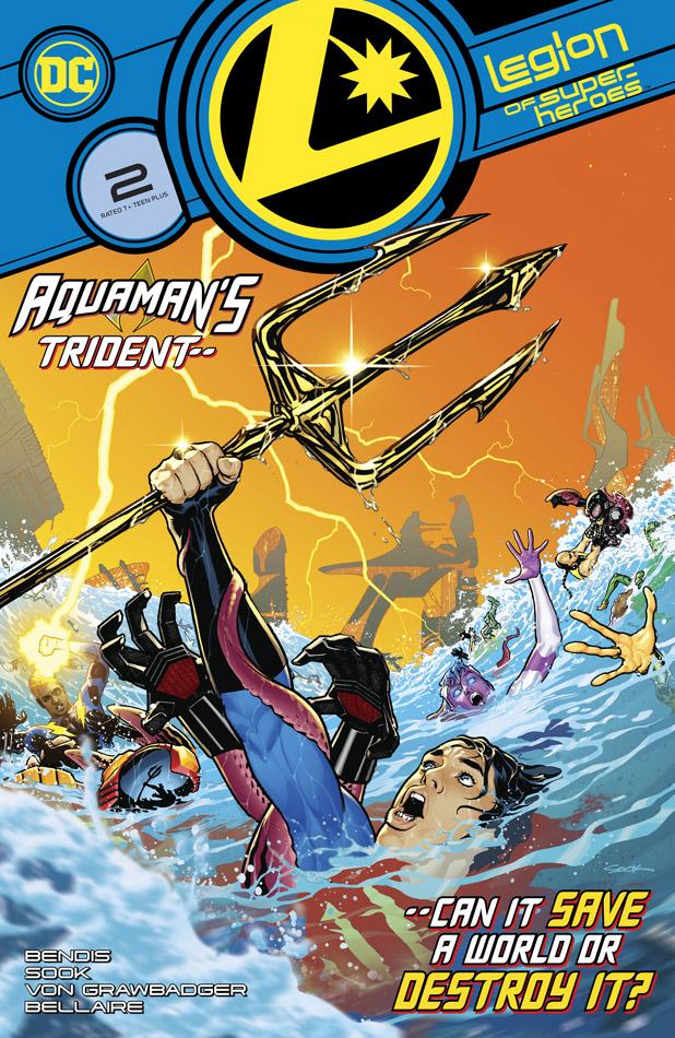 Legion of Super-Heroes #1-6 (2020)