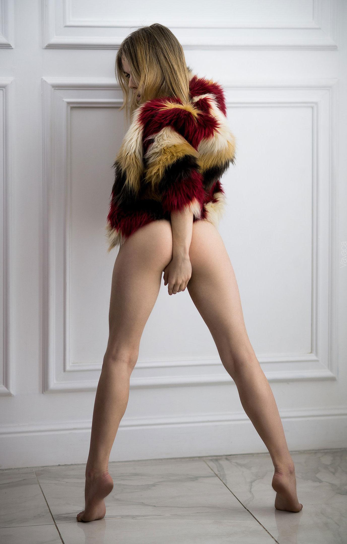 Alexandra Smelova nude by Vladimir Nikolaev