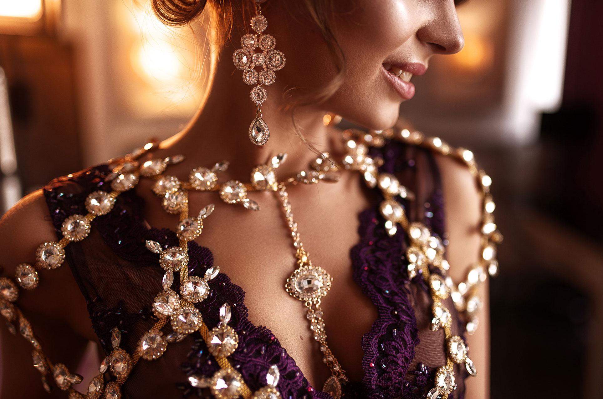 Luxury / Kris Zolotaryova by Maks Kuzin