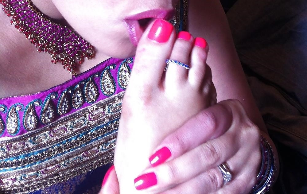 Punjabi feet sex-2532