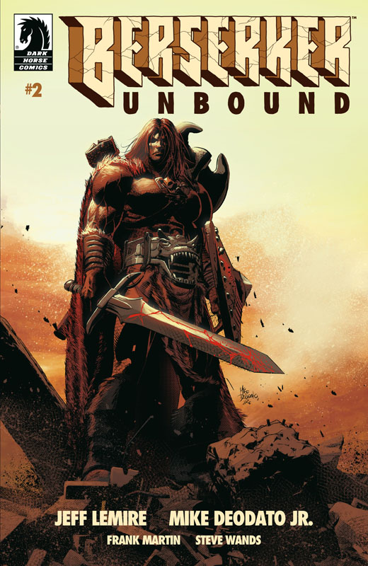 Berserker Unbound #1-2 (2019)