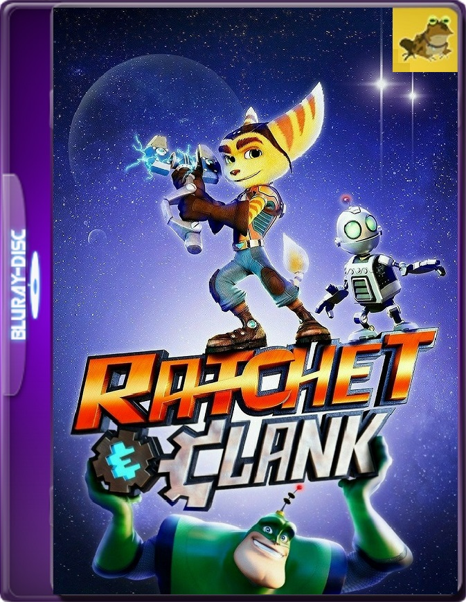 Ratchet & Clank (2016) Brrip 1080p (60 FPS) Latino