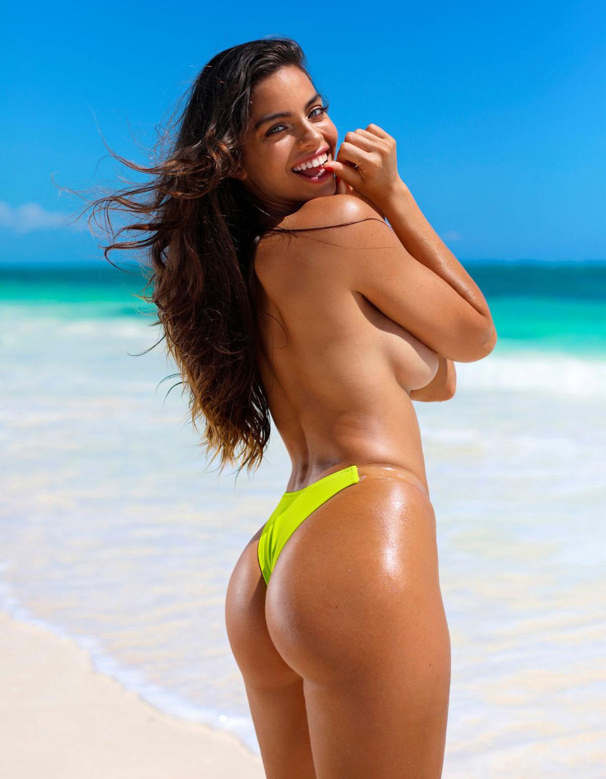 Присцилла Хаггинс в спецвыпуске журнала Playboy -Девушки летом- / фото 03