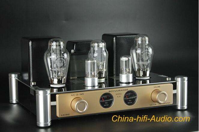 China-Hifi-Audio Releases Boyuuragne audio Reisong Audiophile Tube Amplifiers For Music and Movie Lovers To Meet Different Requirements