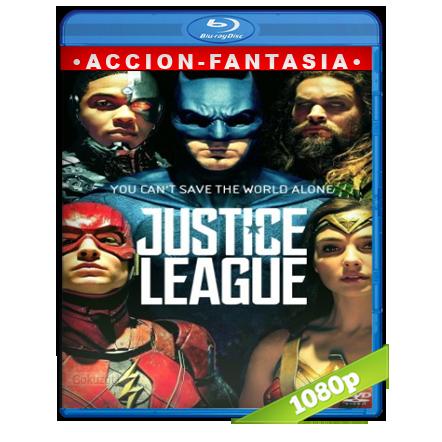 descargar Liga De La Justicia 1080p Lat-Cast-Ing[Accion](2017) gratis