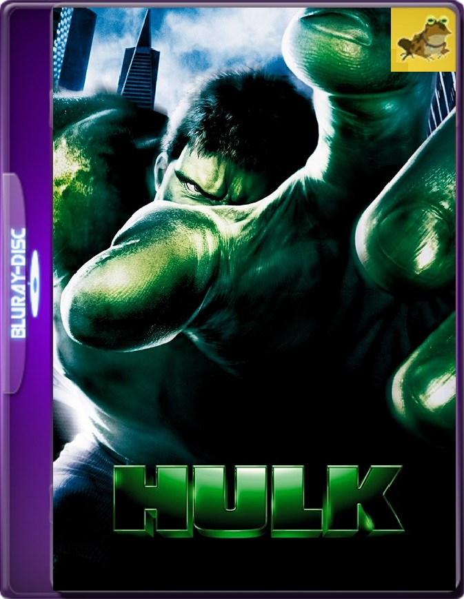 Hulk (2003) Brrip 1080p (60 FPS) Latino / Inglés