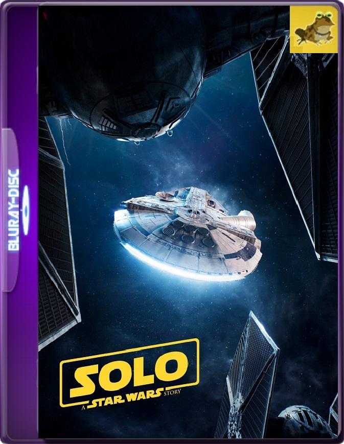 Han Solo: Una Historia De Star Wars (2018) Brrip 1080p (60 FPS) Latino / Inglés
