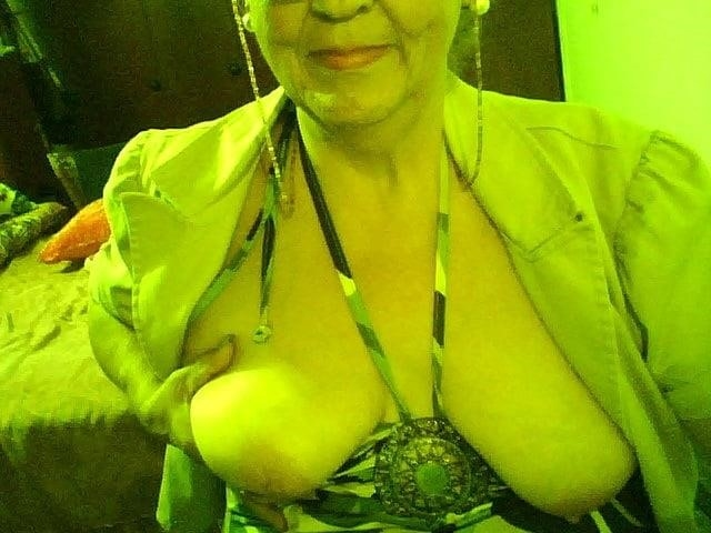Chubby granny webcam-4589