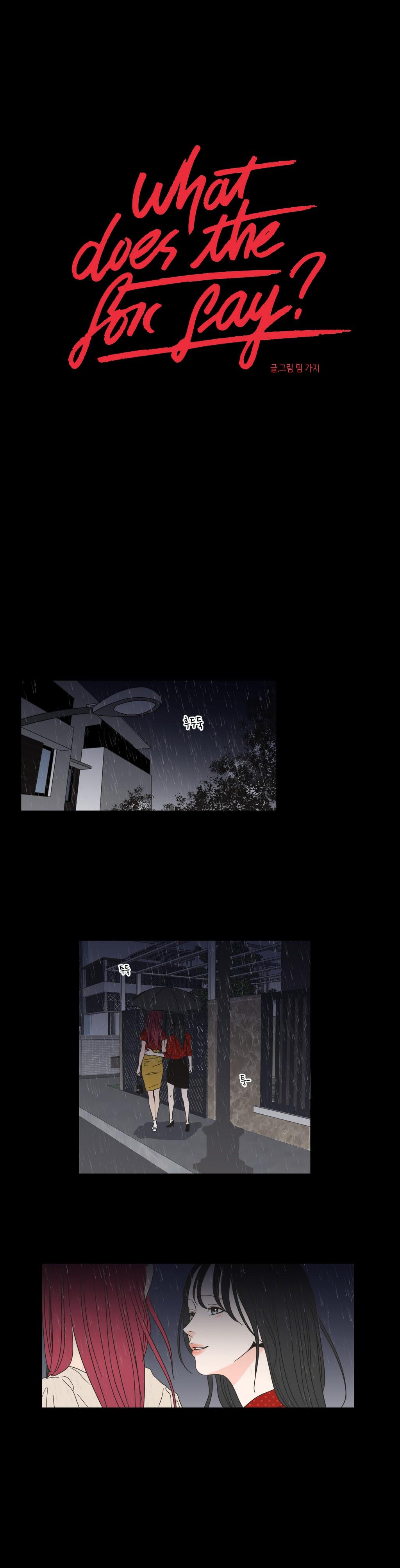Con Cáo Nói Gì? Chapter 45 - Trang 1