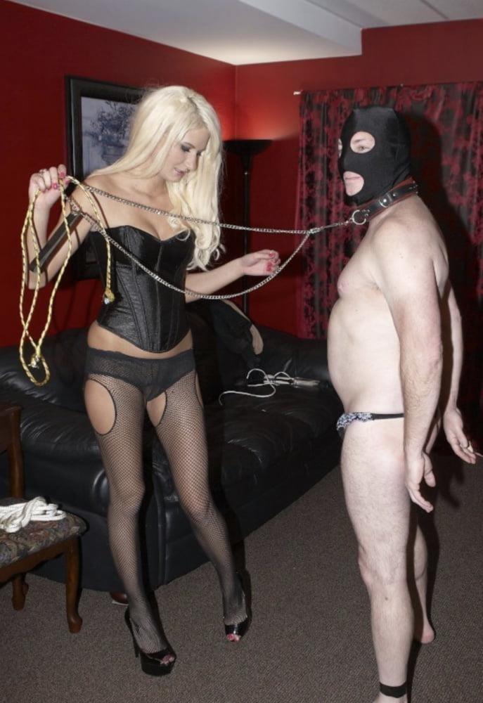 Bdsm slave training porn-3376