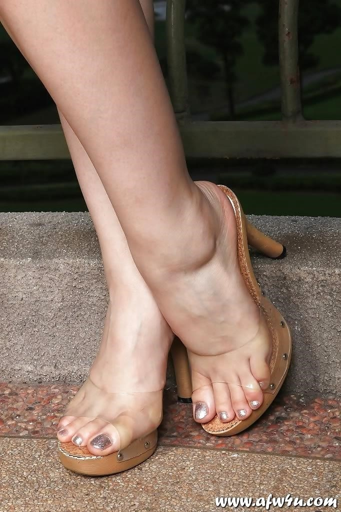 Asian feet footjob-9016