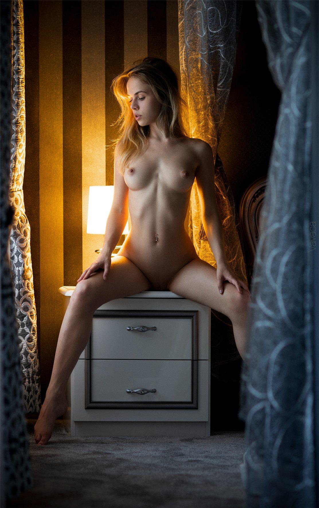 голая Александра Смелова - sexy Alexandra Smelova nude by Vladimir Nikolaev