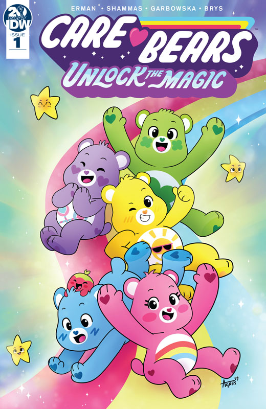 Care Bears - Unlock the Magic 001 (2019)