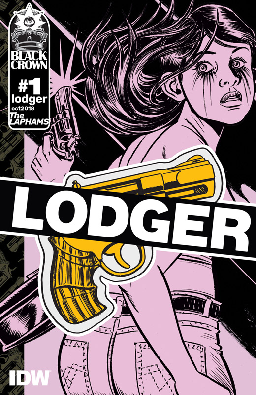 Lodger #1-5 (2018-2019) Complete