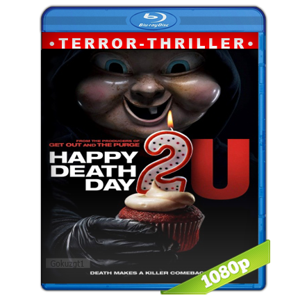 Feliz Dia De Tu Muerte 2 [2019][BD-Rip][1080p][Trial Lat-Cas-Ing][Thriller]