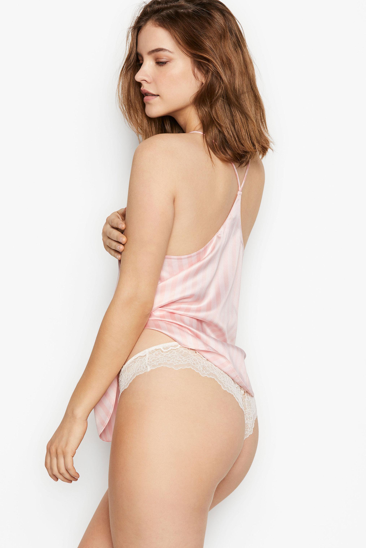 супермодель Барбара Палвин демонстрирует новые модели нижнего белья Victorias Secret, май 2020 / фото 30