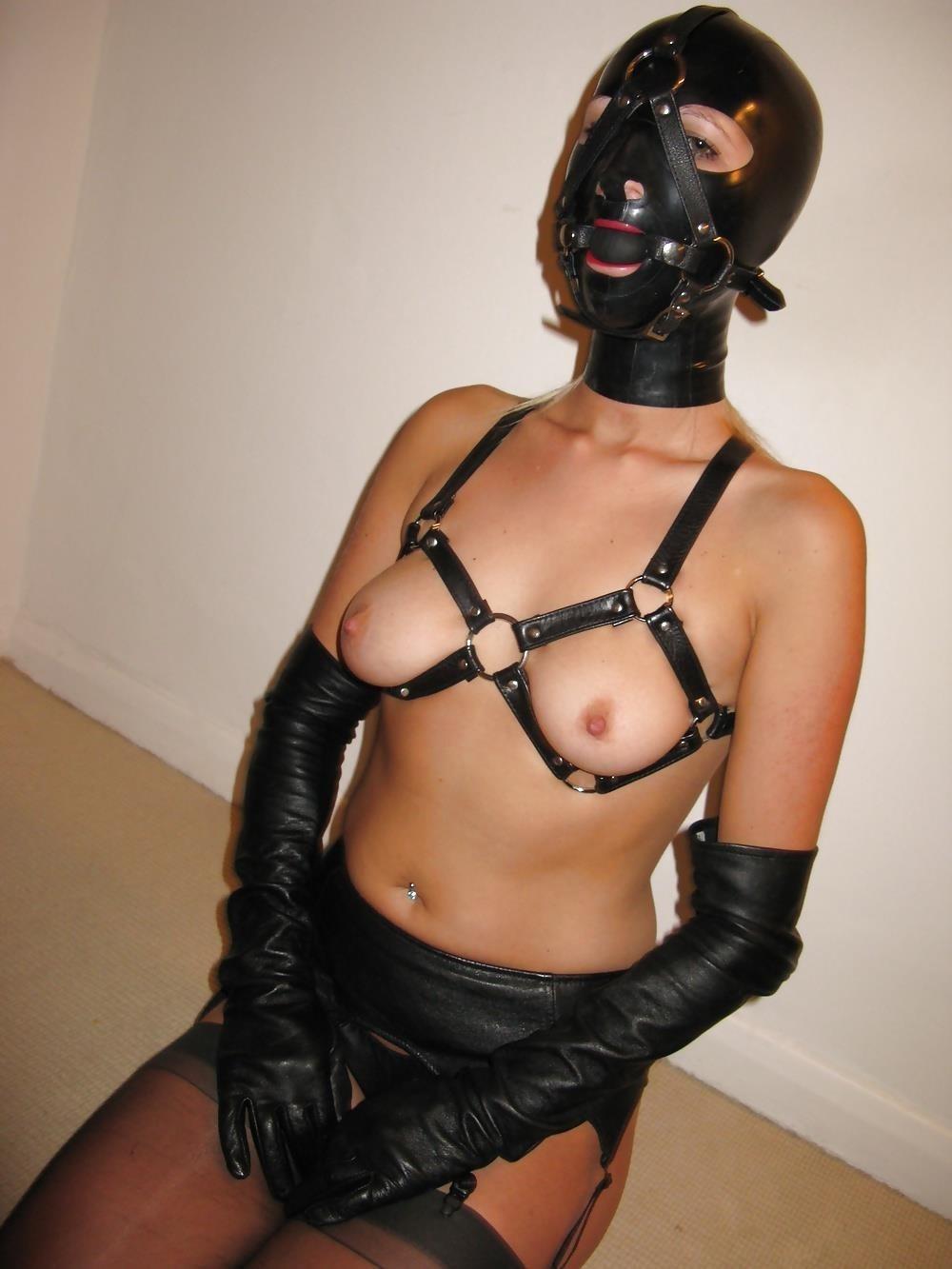 Leather girl bdsm-4655