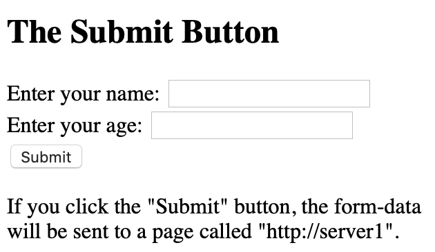 form submit render