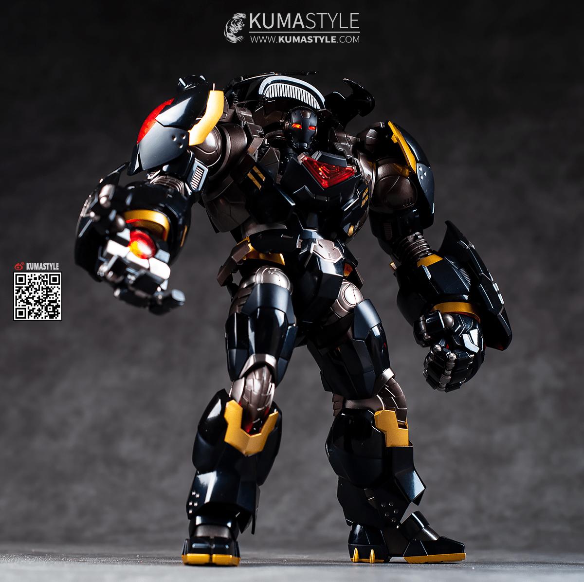 Hulk Buster Heavy Duty Modular Armor (Mattel) OC1iJe9e_o