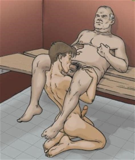 Dad son gay cartoon porn-1760