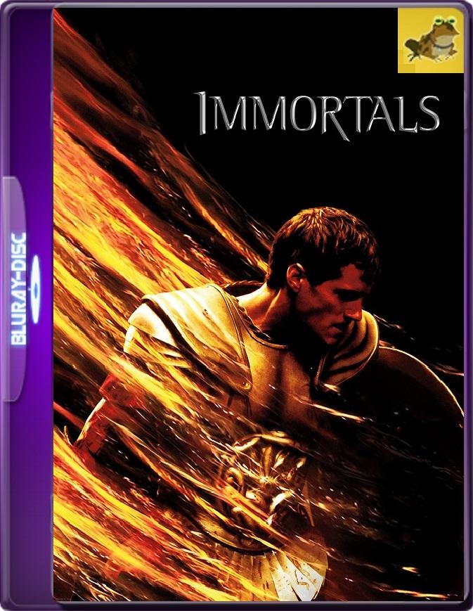 Inmortales (2011) Brrip 1080p (60 FPS) Latino / Inglés
