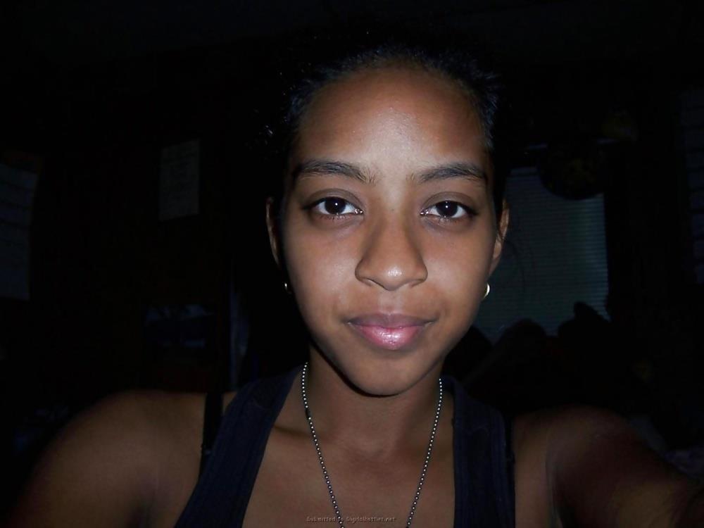 Gorgeous black teen sex-7637