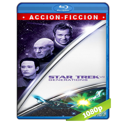 descargar Viaje A Las Estrellas 7 Generaciones 1080p Lat-Cast-Ing 5.1 (1994) gartis