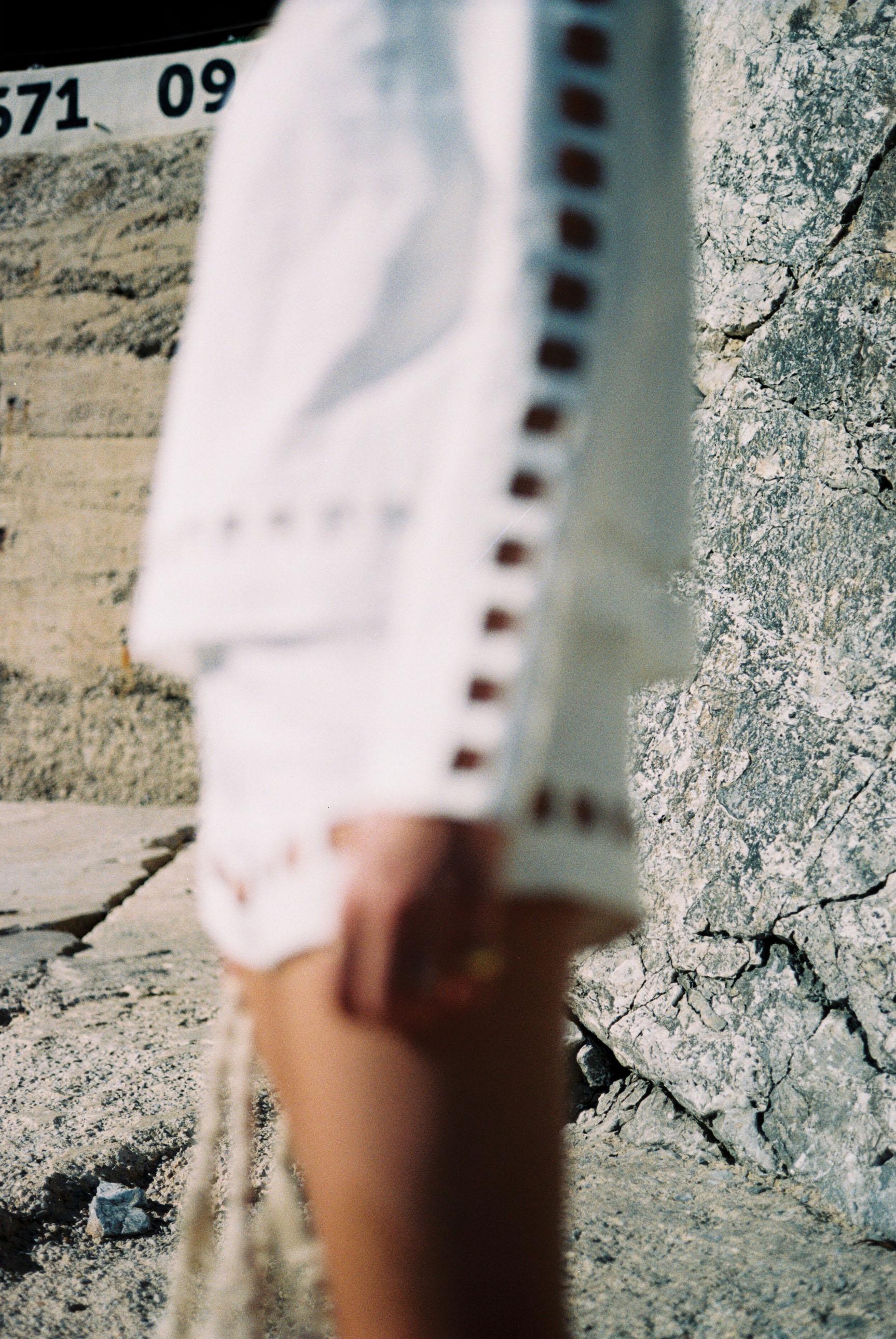 Бритни ван дер Стин в пляжной одежде модного бренда Rada Bryant, весна-лето 2020 / фото 13