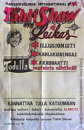 Finnish Magician