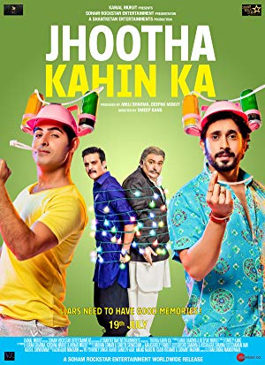 Jhootha Kahin Ka (2019) Hindi HDRip x264 MP3 700MB